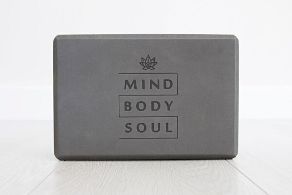 Mind Body Soul Yoga Block 01