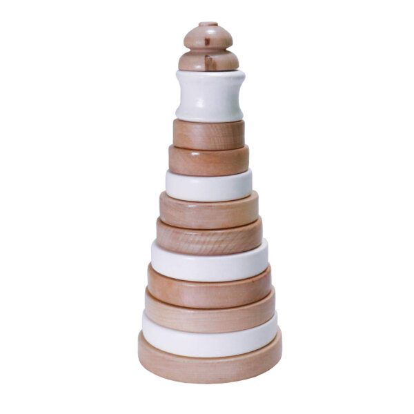 White-stacker
